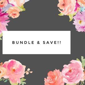 Other - Save 20% on bundles or make me an offer!!